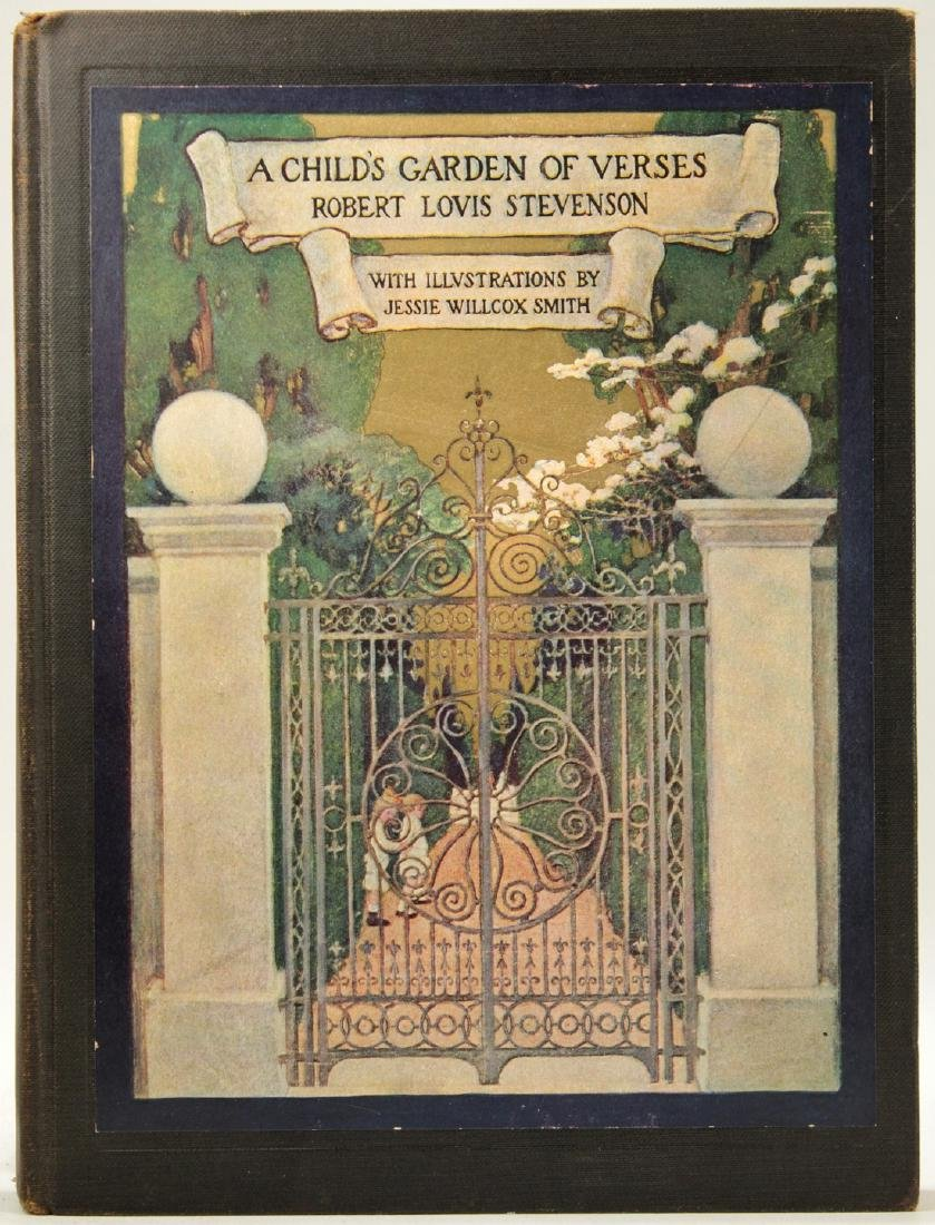 A Child's Garden Of Verses, First Edition