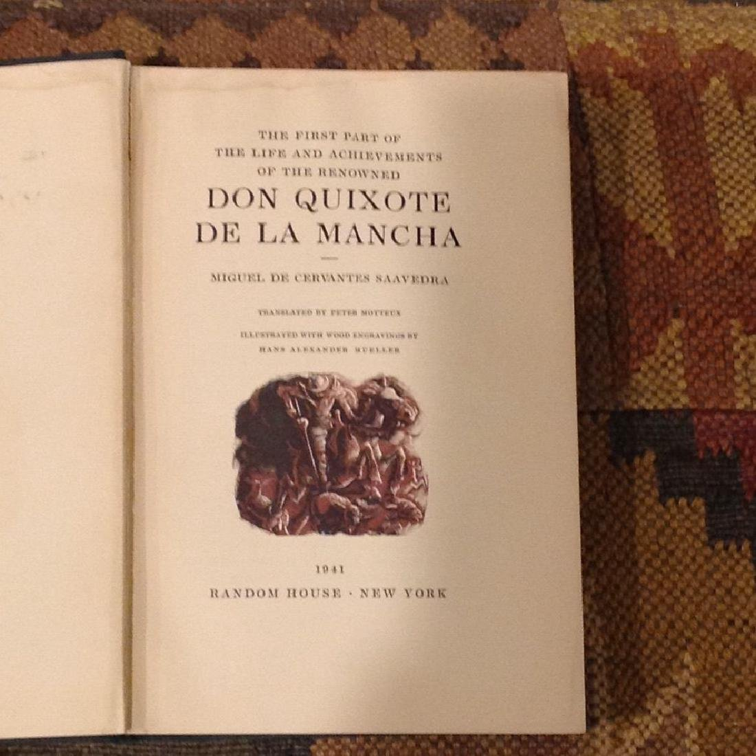 The Renowned Don Quixote De La Mancha, 1941 - 4