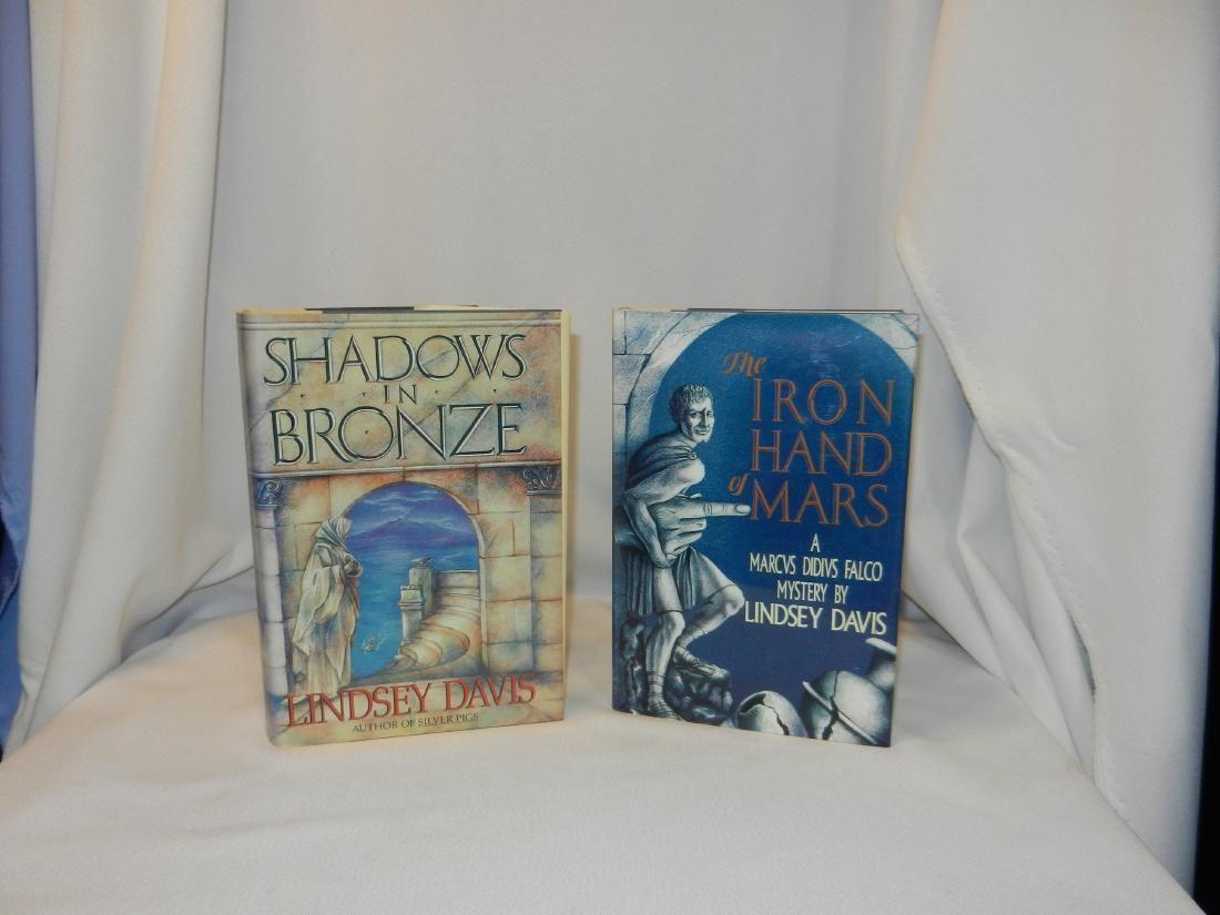 Vintage Lindsey Davis Novels - 1990-1992