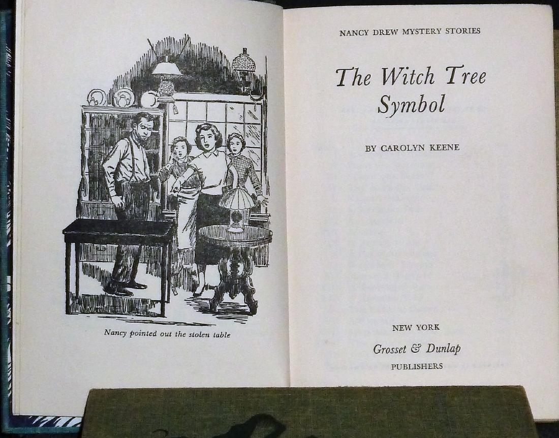 Nancy Drew And Dana Girls Set, 6 Volumes - 8