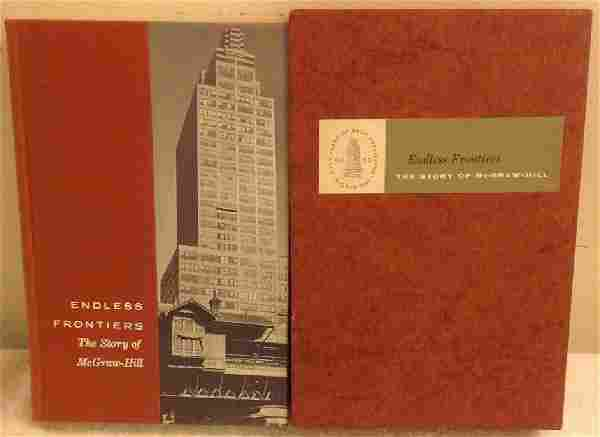 Endless Frontiers, The Story Of McGraw Hill (Slip Case)