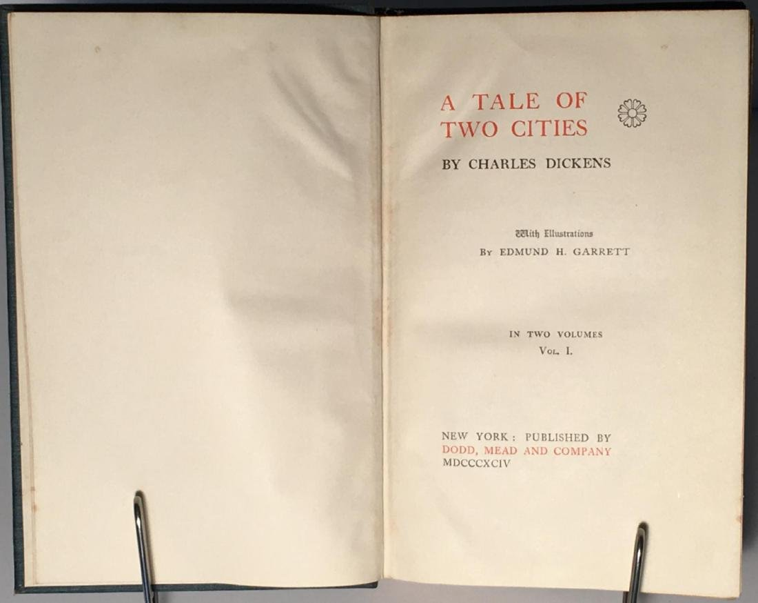 A Tale Of Two Cities - 3