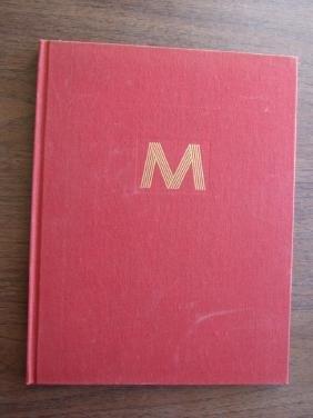 The Marcel Marceau Alphabet Book, Inscribed M. Marceau
