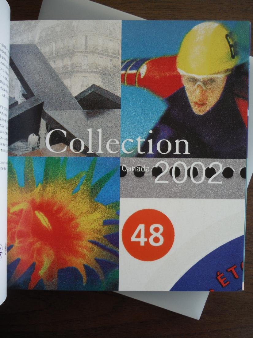 Collection Canada 2002 - 3