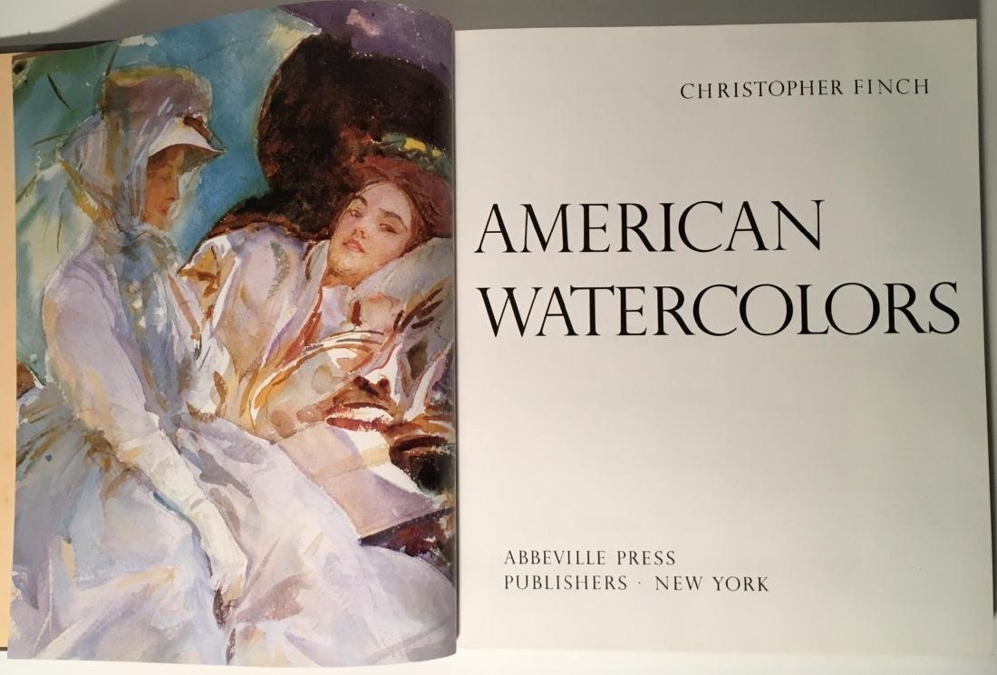 American Watercolors - 3