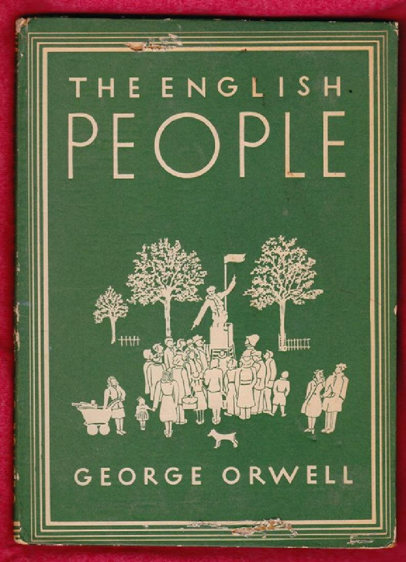 The English People, 1st Edition