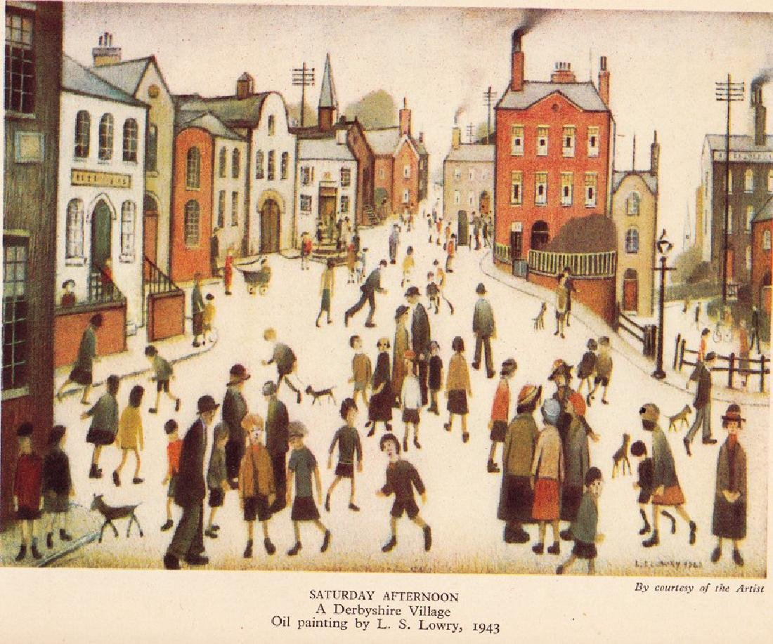 The English People, 1st Edition - 4