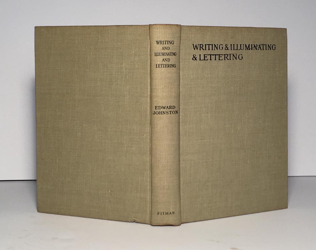 Writing & Illuminating & Lettering - 2