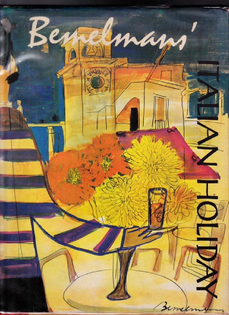 Bemelmans' Italian Holiday, 1st Edition