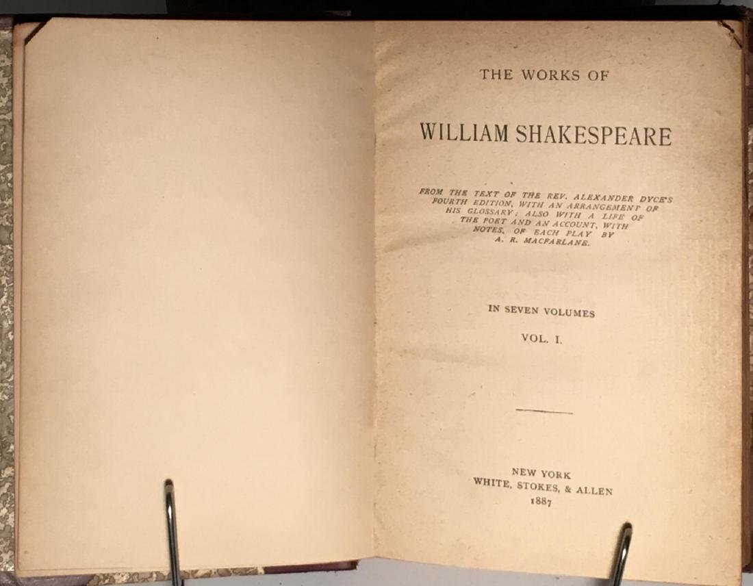 The Works Of William Shakespeare - 4