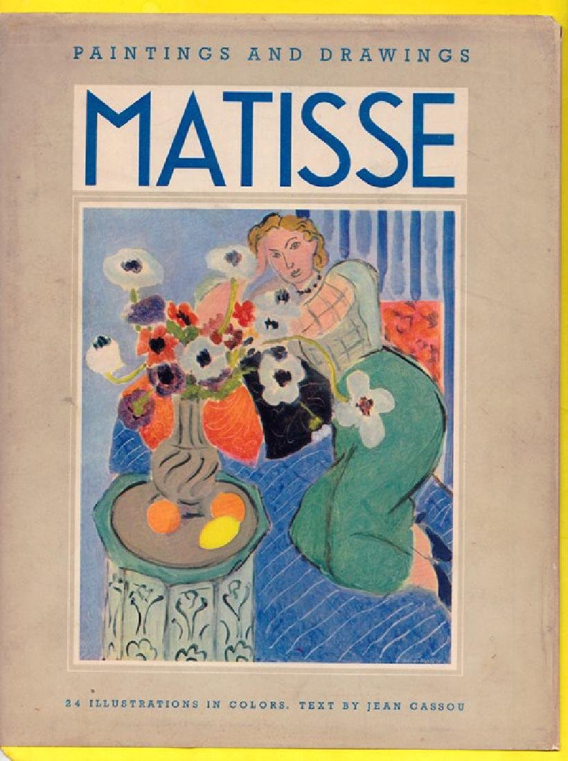 Paintings and Drawings: Matisse, 1st Edition