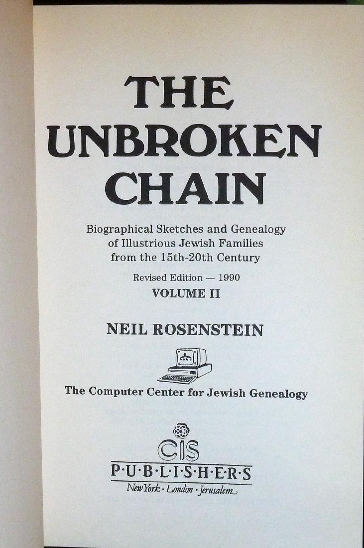 The Unbroken Chain - 3
