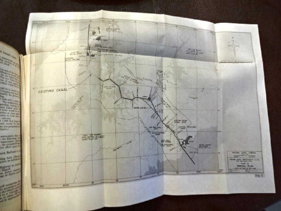 GPO Report Engineering Panama Canal, 1960 - 3