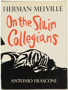 On The Slain Collegians, Signed Limited Edition