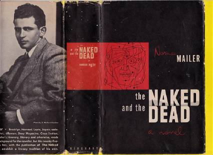 The Naked and the Dead, 1st Edition