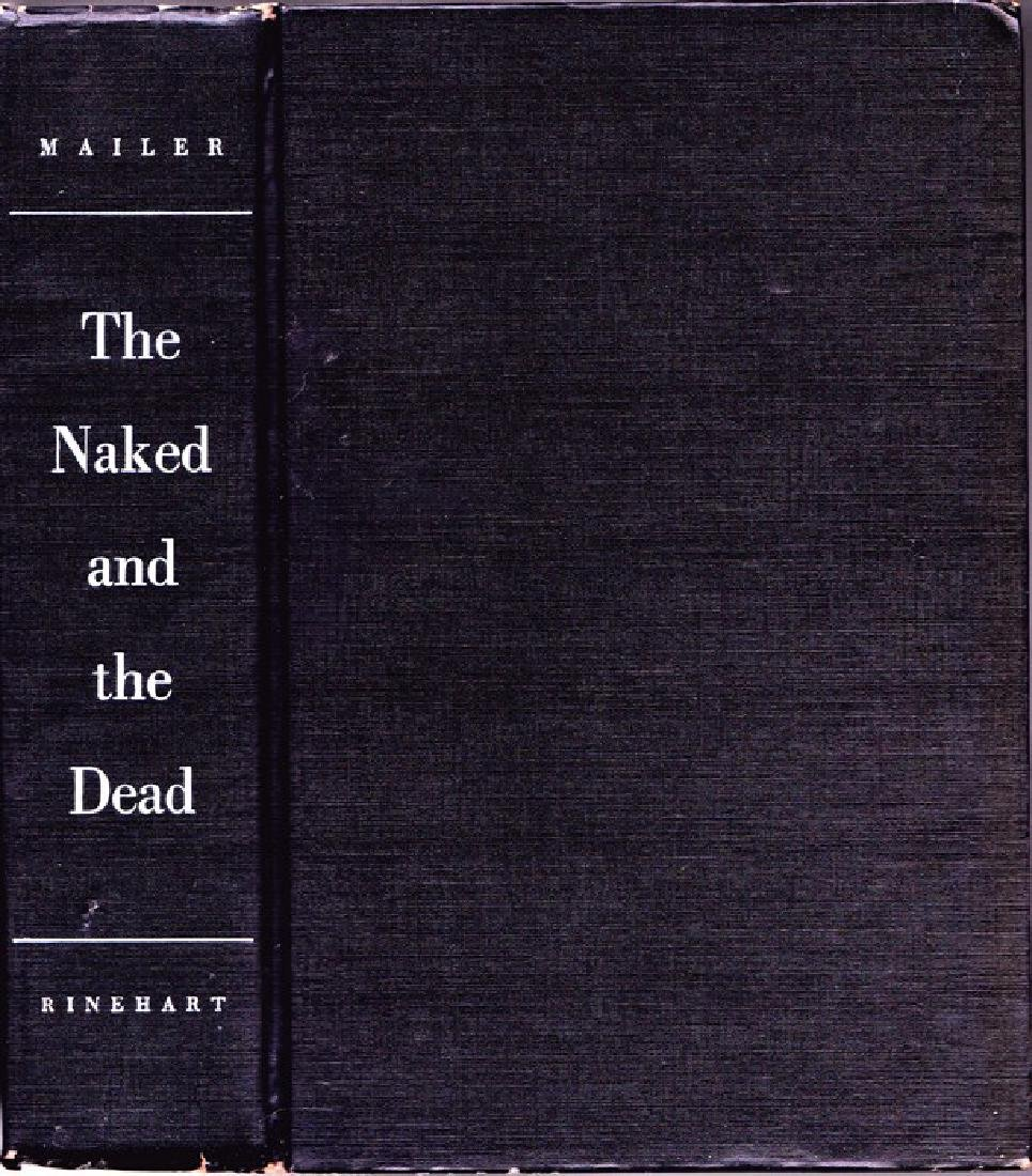 The Naked and the Dead, 1st Edition - 3
