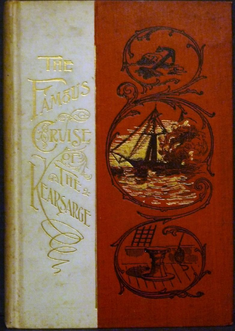 The Cruise Of The Kearsage, Signed
