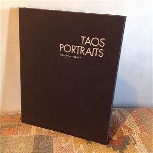 Taos Portraits, #12 Of 100, Limited Edition, Signed