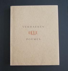 Emile Verhaeren - Poemes