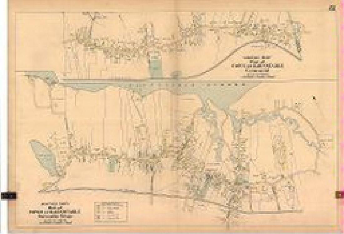Map of Cape Cod - Santuit Village, Cummaquid