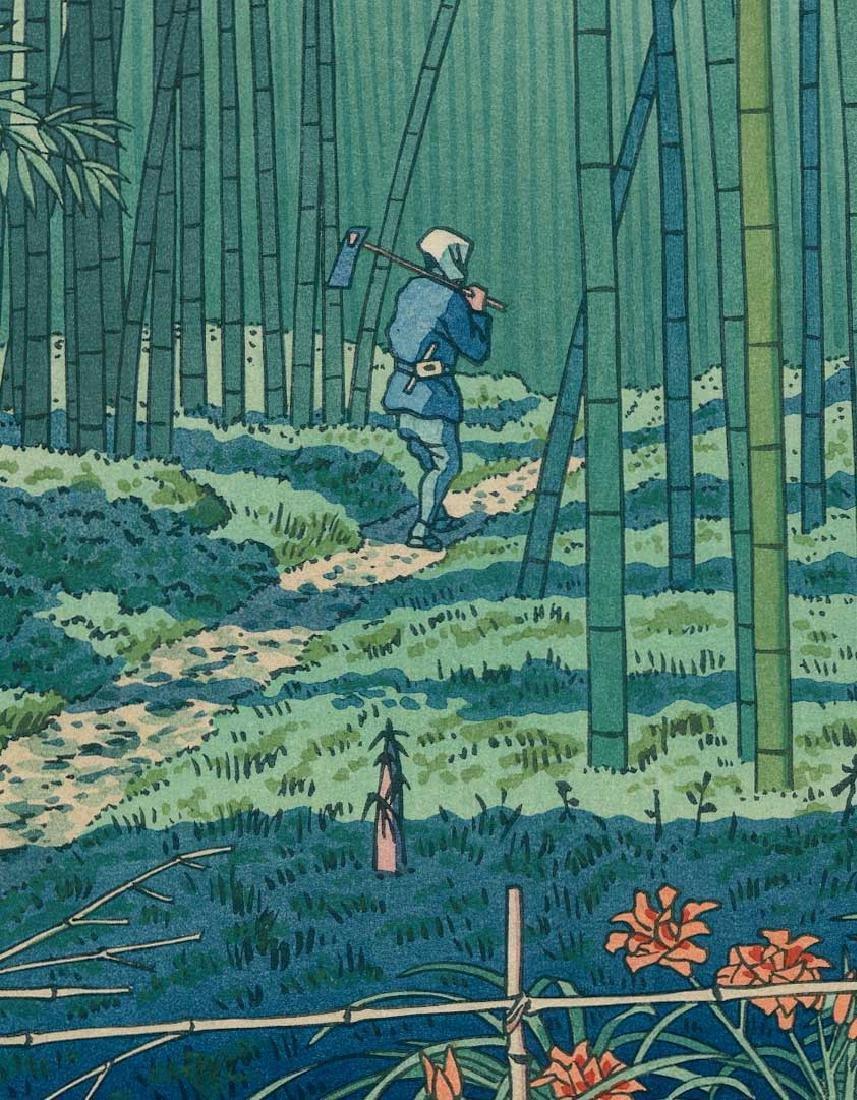 Asano Takaji: Bamboo Grove of Saga - 2