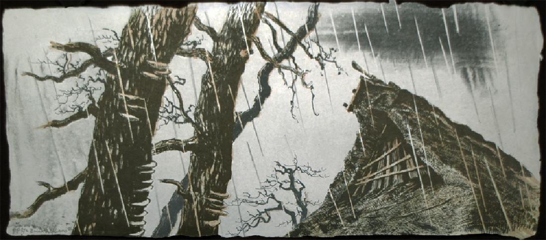 Brian Williams: Downpour