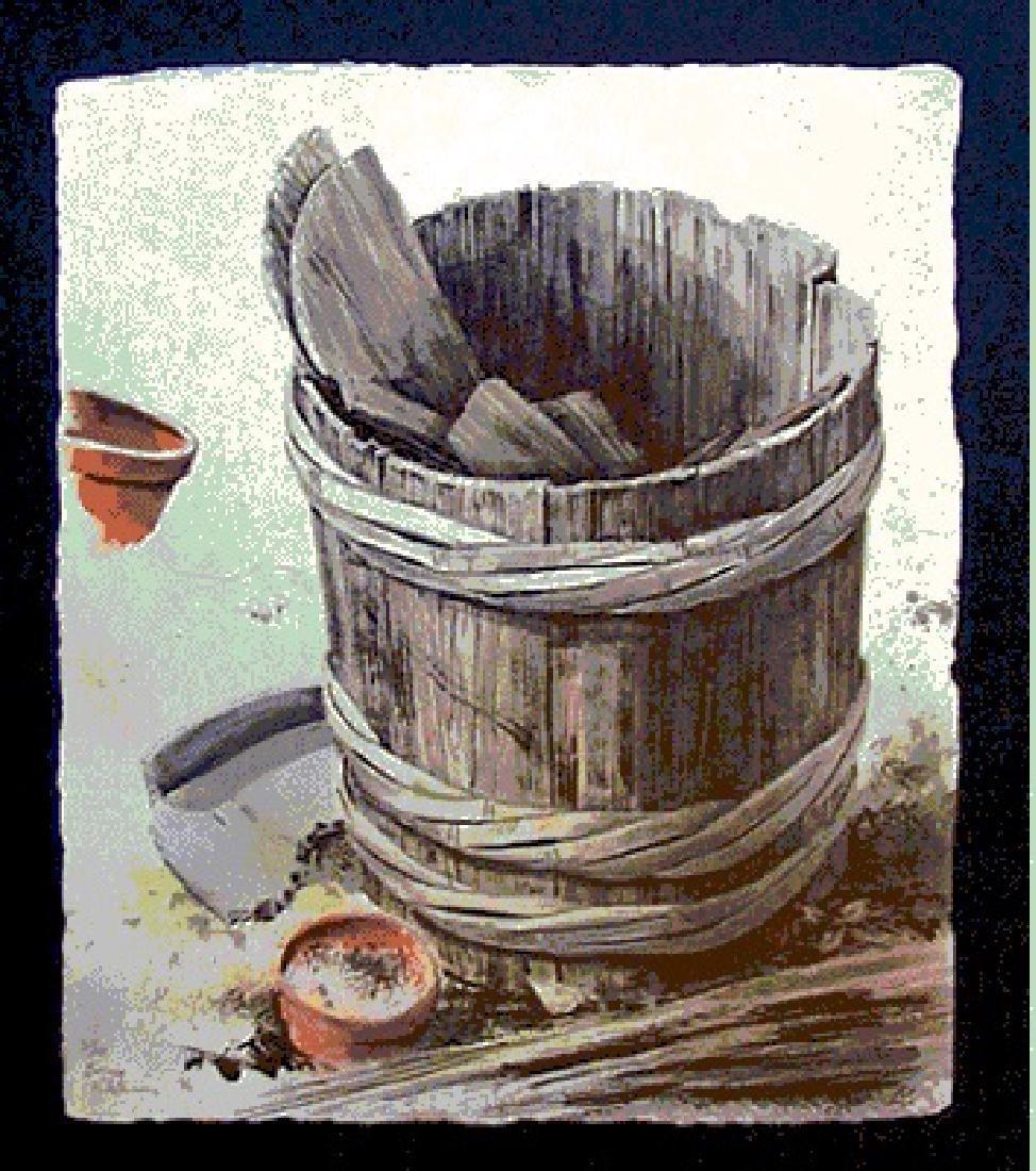 Brian Williams: Pickle Barrel