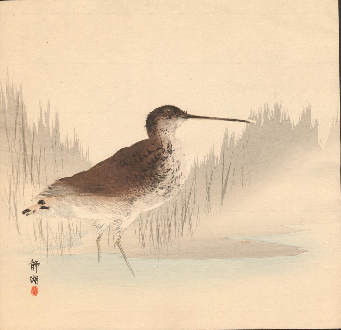 Okuhara Seiko: Marsh Bird