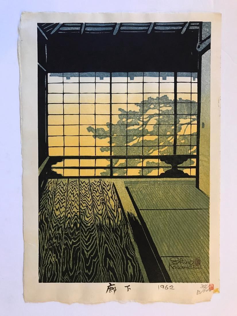 Shiro Kasamatsu: Passage