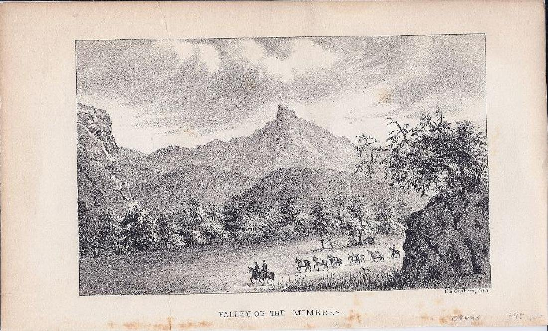 Valley Of The Membres [New Mexico]