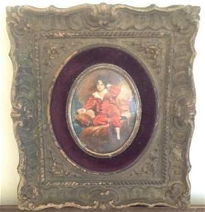 Framed Sir Thomas Lawrence, Master Lambton Red Boy