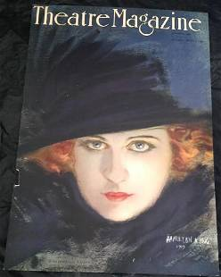 Dorothy Dalton Magazine Cover