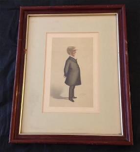 Oliver Wendell Holmes, Spy Series