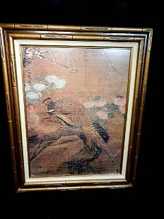 1980 Print of an 18th Century Chinese Painting
