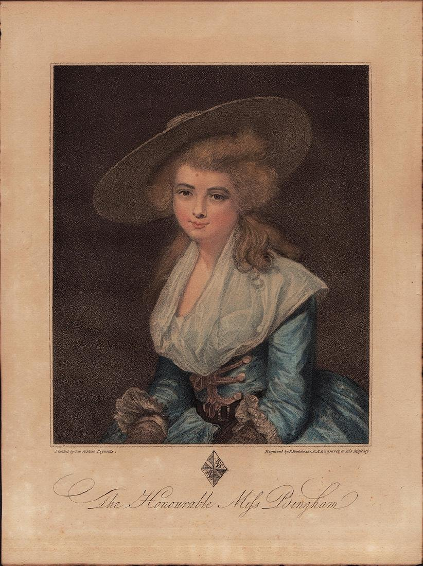 The Honorable Miss Bingham