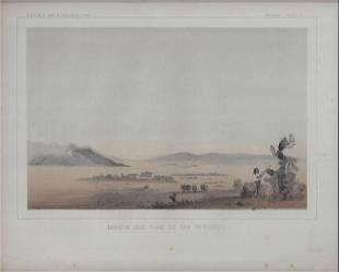 Mission And Plain Of San Fernando.