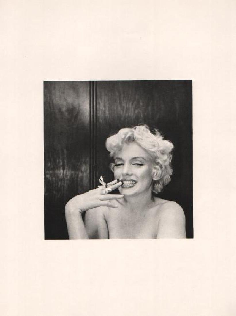 CECIL BEATON - Marylin Monroe, 1956