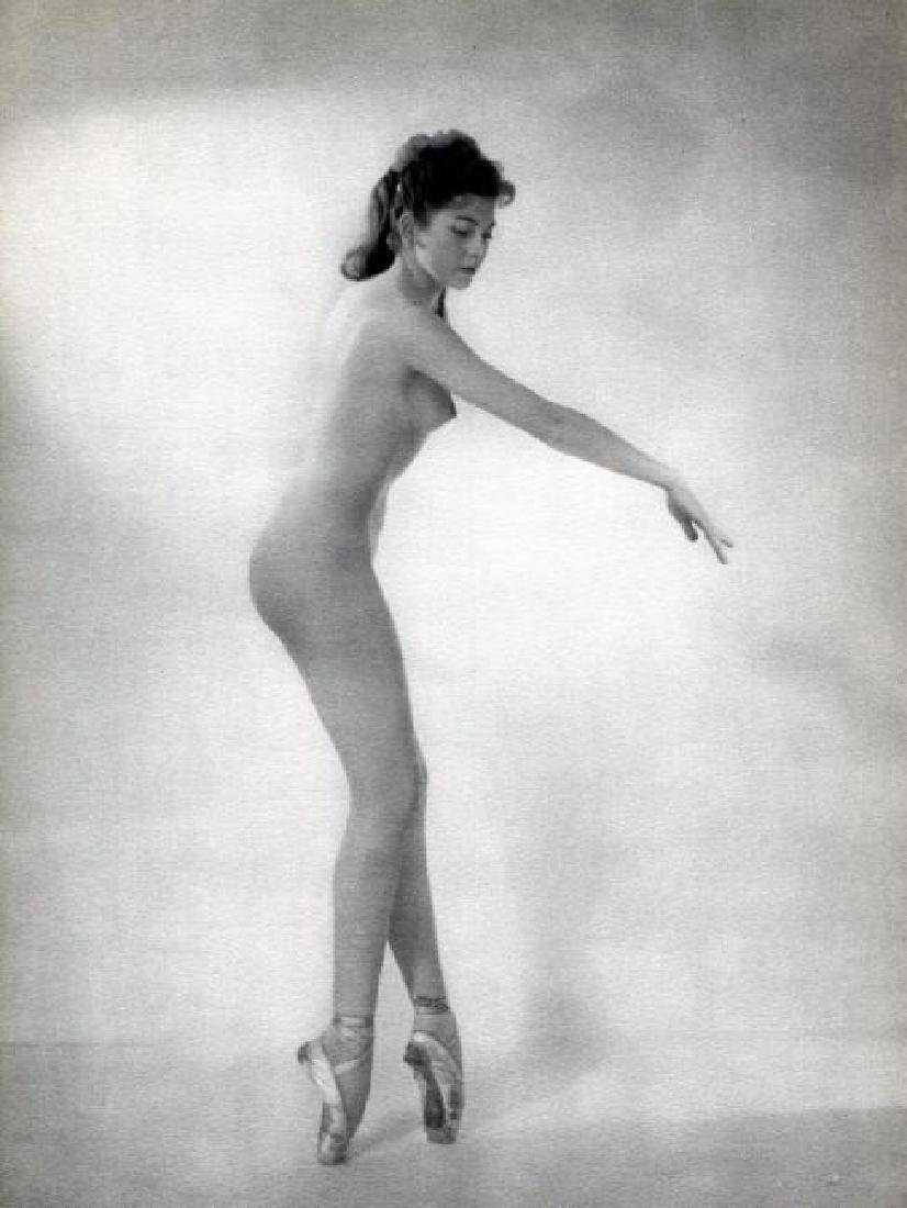 EMILE SAVITRY - Nude Ballet 237/300