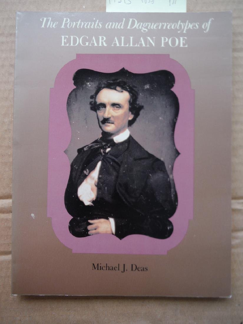 The Portraits & Daguerreotypes Of Edgar Allan Poe