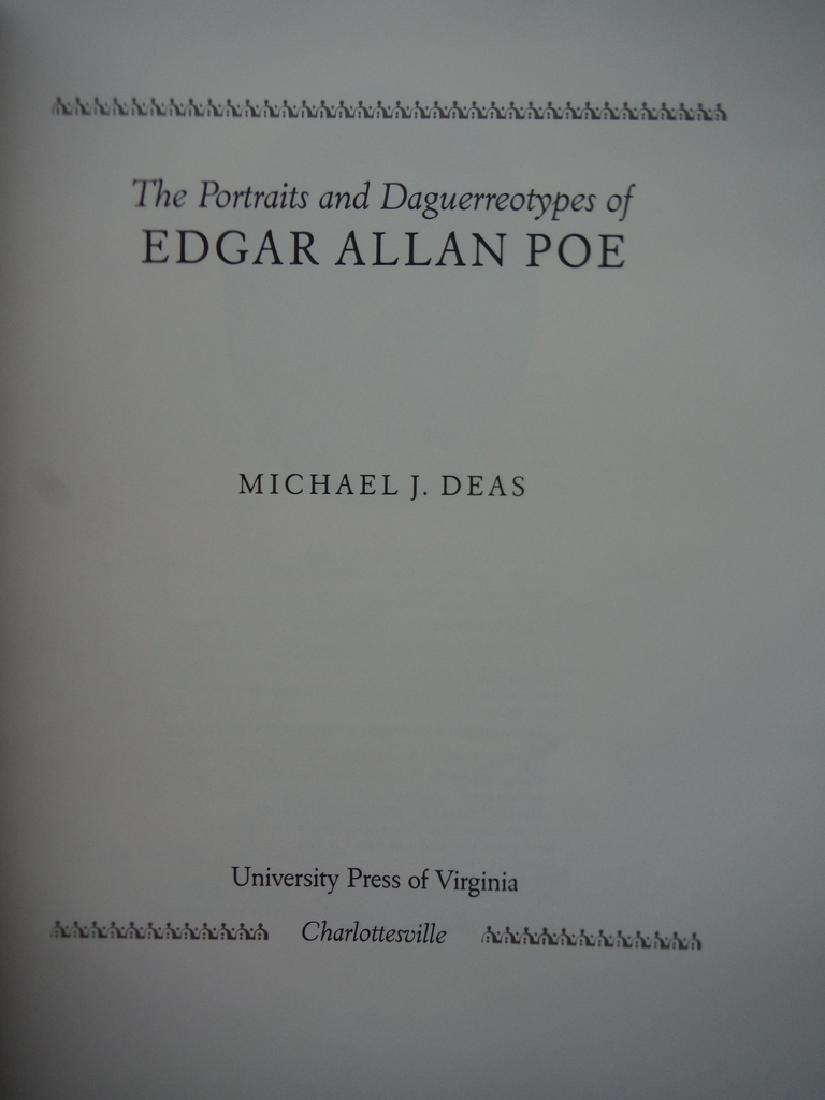 The Portraits & Daguerreotypes Of Edgar Allan Poe - 2