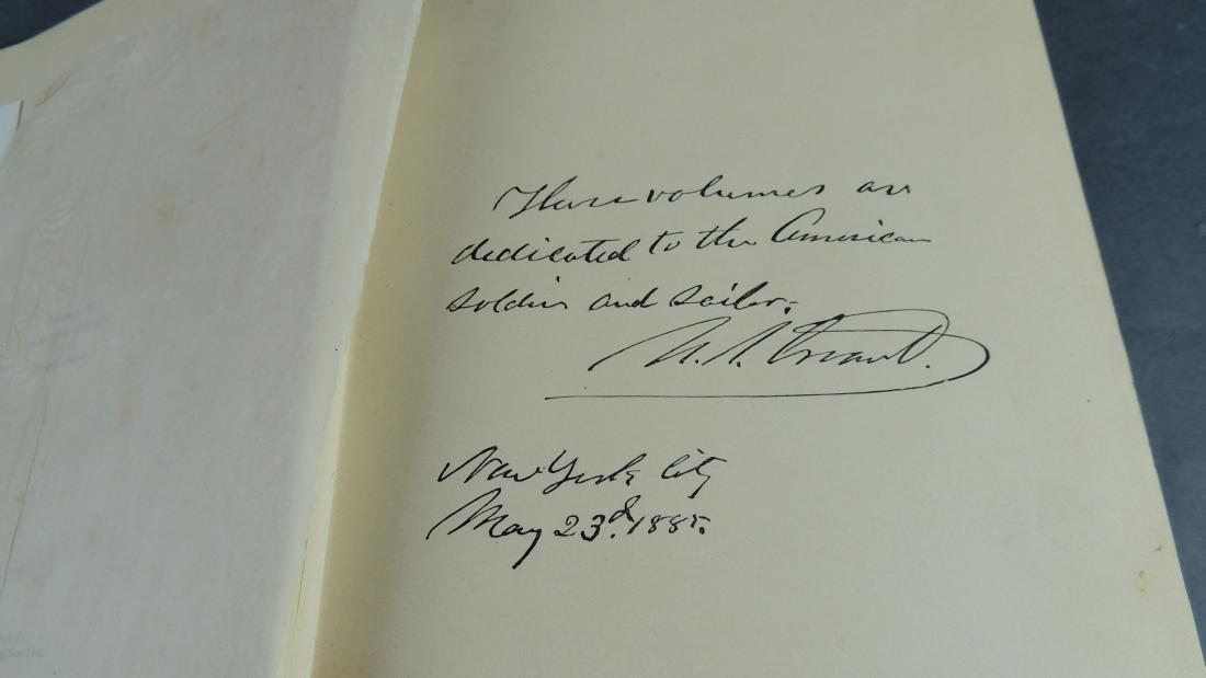 Personal Memoirs of Ulysses S. Grant, 1st Ed, Vol 1 - 6