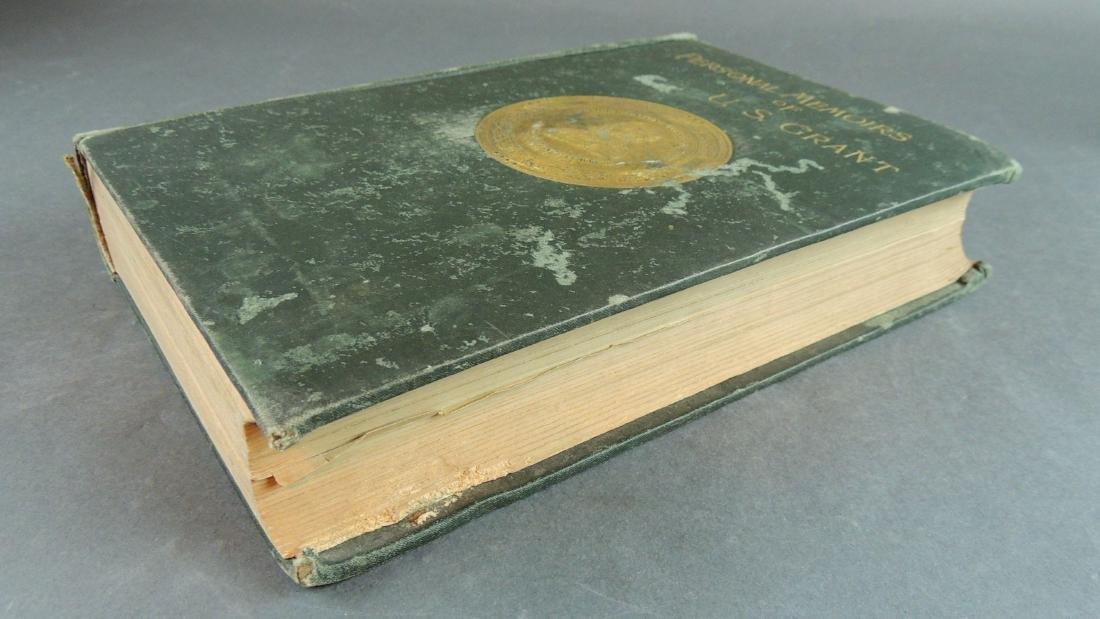 Personal Memoirs of Ulysses S. Grant, 1st Ed, Vol 1 - 8