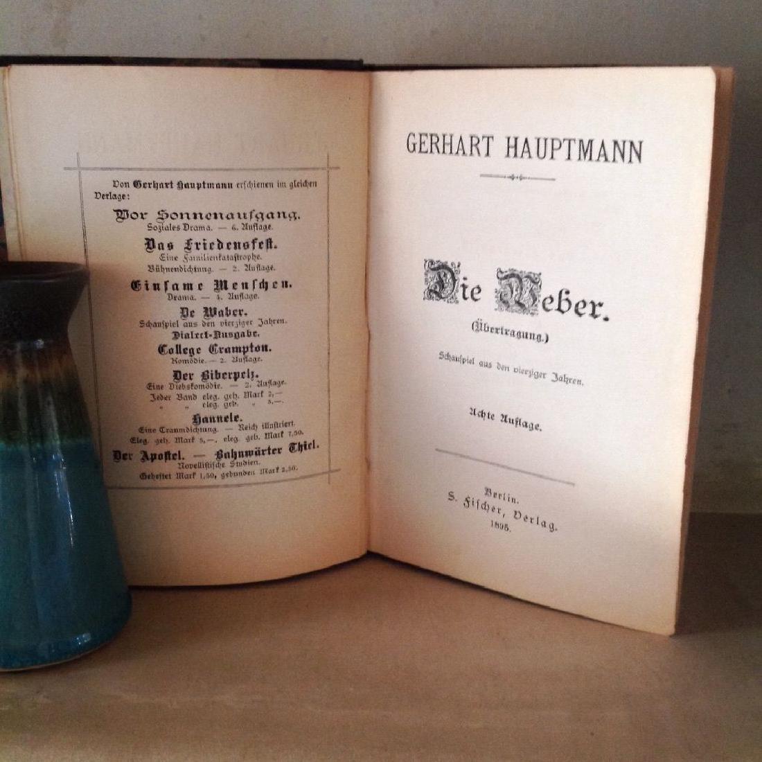 Schauspiel aus d. vierziger Jahren, 1895 - 3
