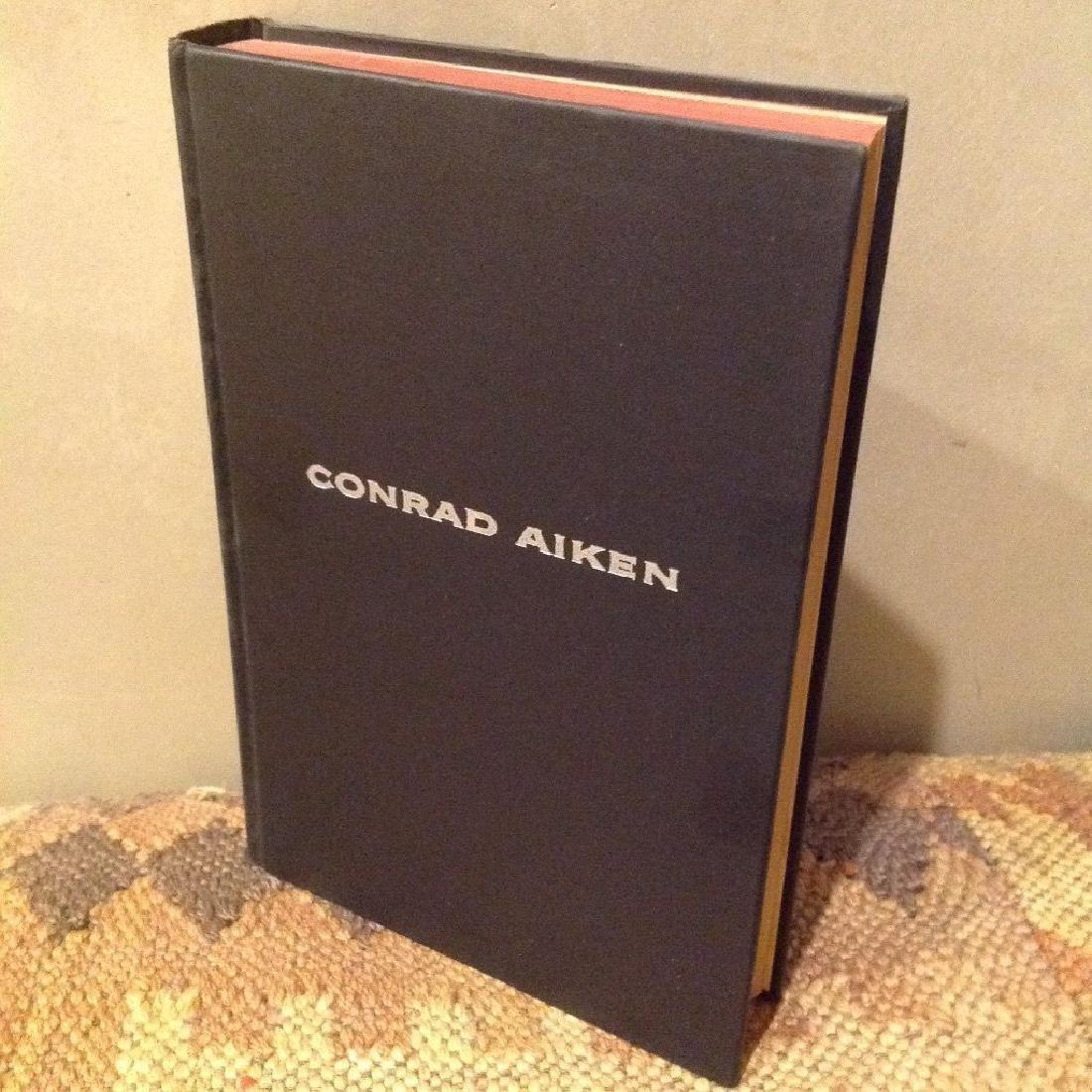 Conrad Aiken: Ushant, 1952 1st Ed - 3
