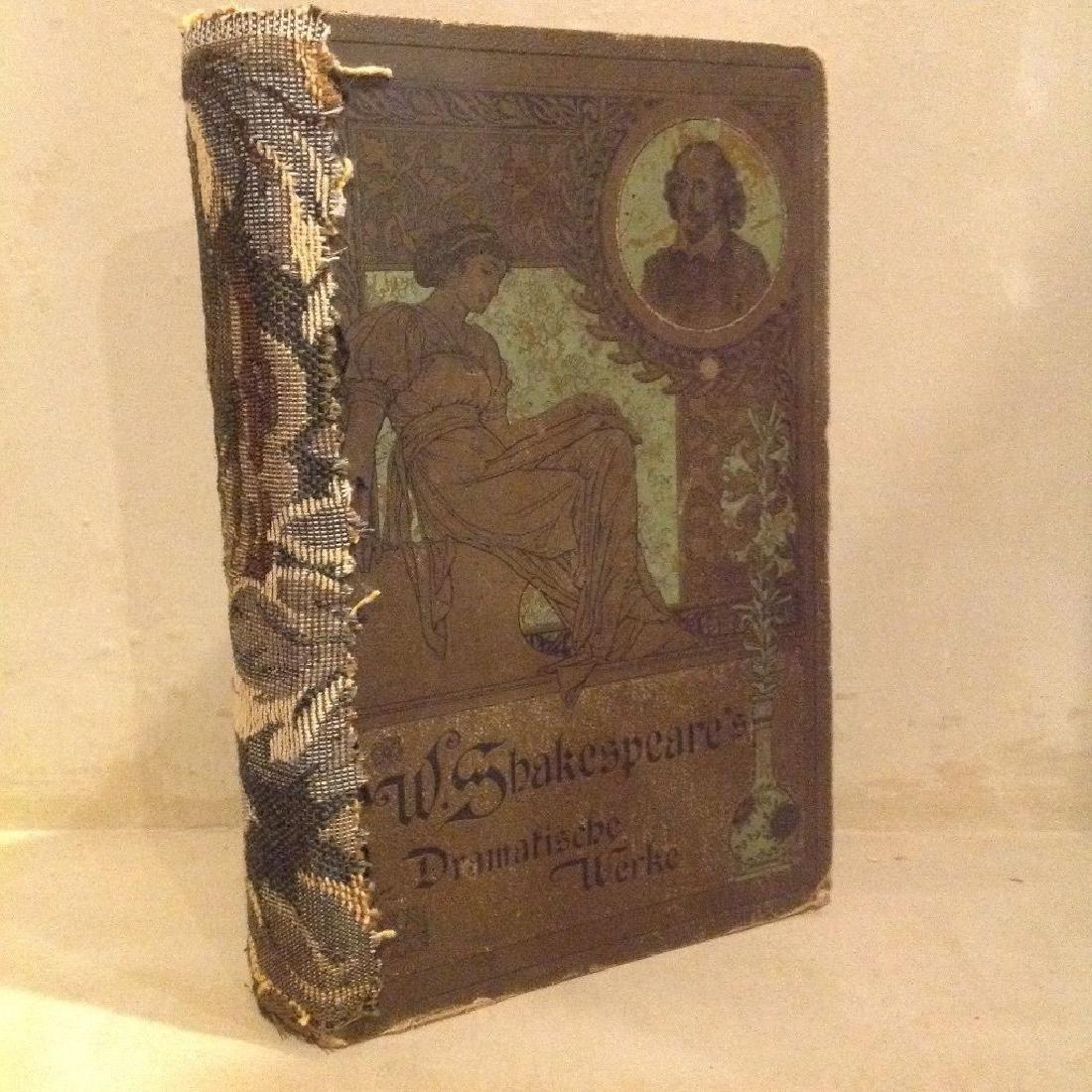 William Shakespeare's Dramatische Werke (1900)