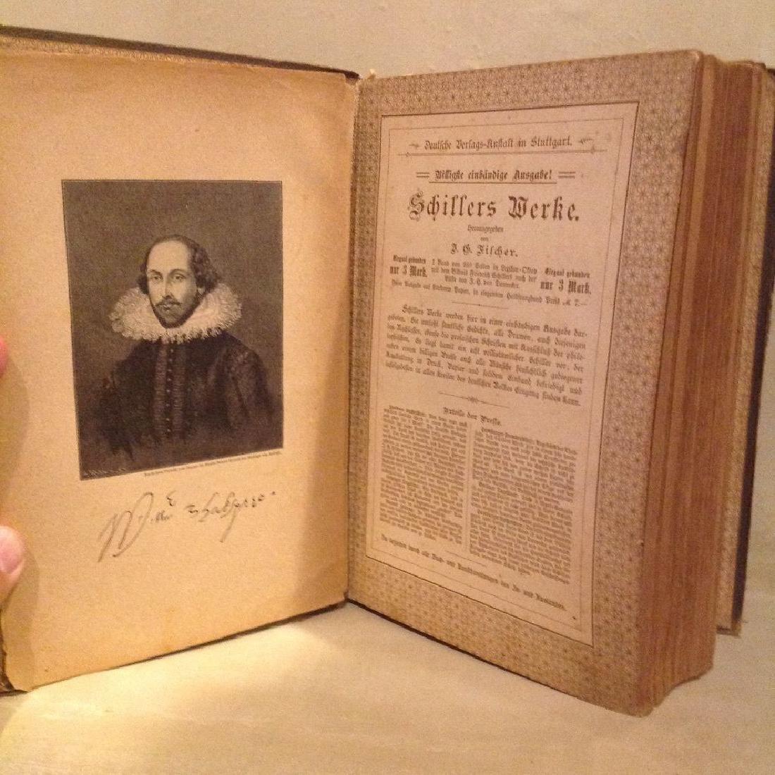 William Shakespeare's Dramatische Werke (1900) - 3