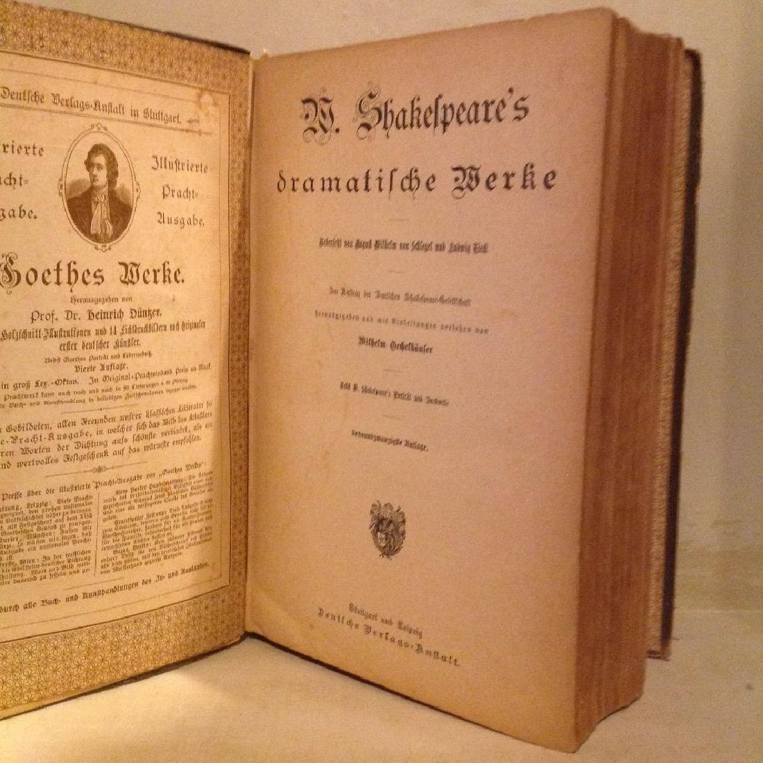 William Shakespeare's Dramatische Werke (1900) - 4