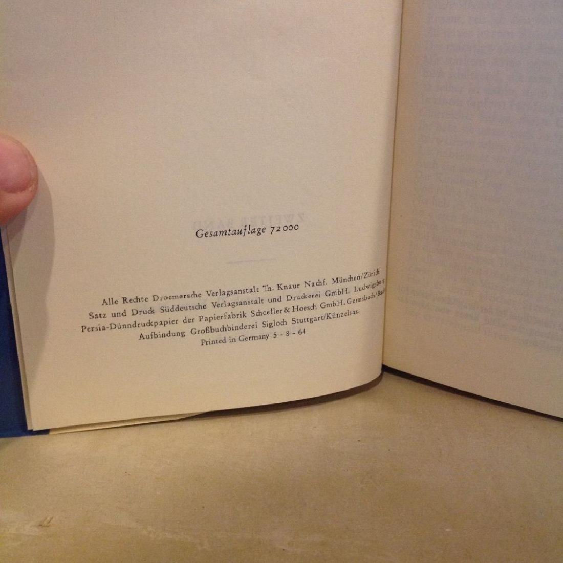 Schillers Werke, in Zwei Banden (2 Volumes, 1964) - 4