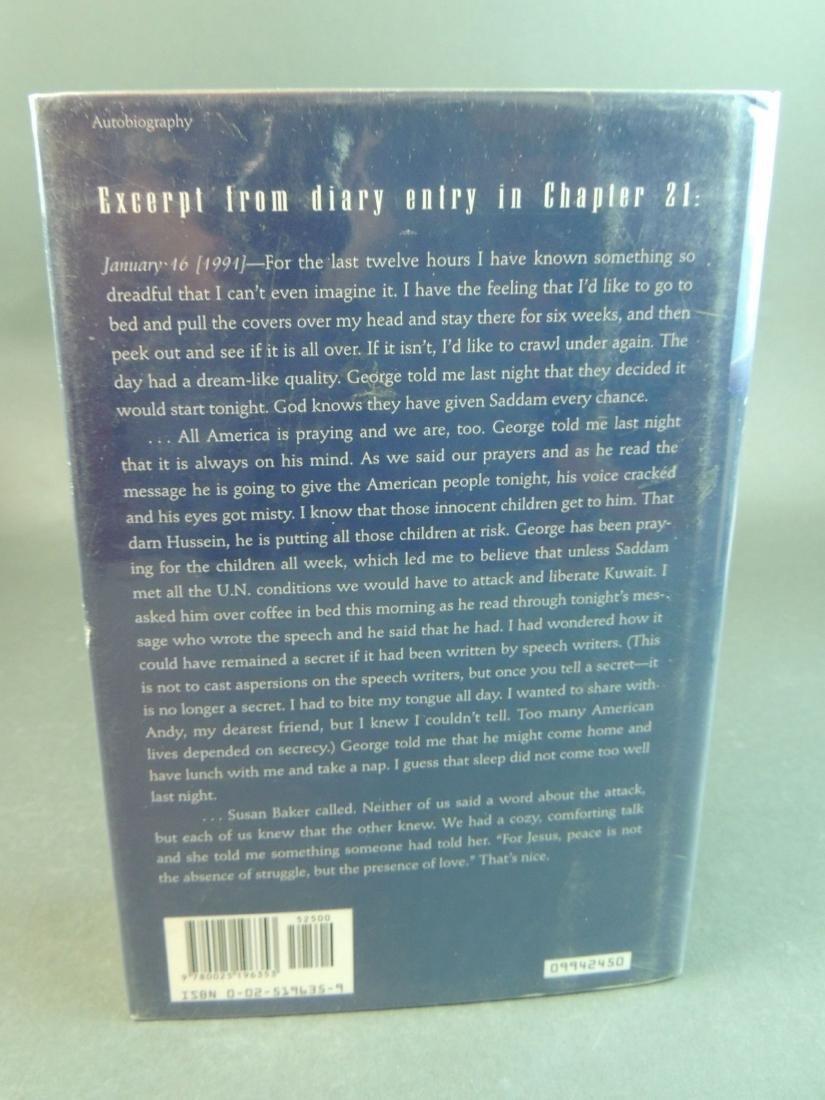 A Memoir Barbara Bush - Signed - 3
