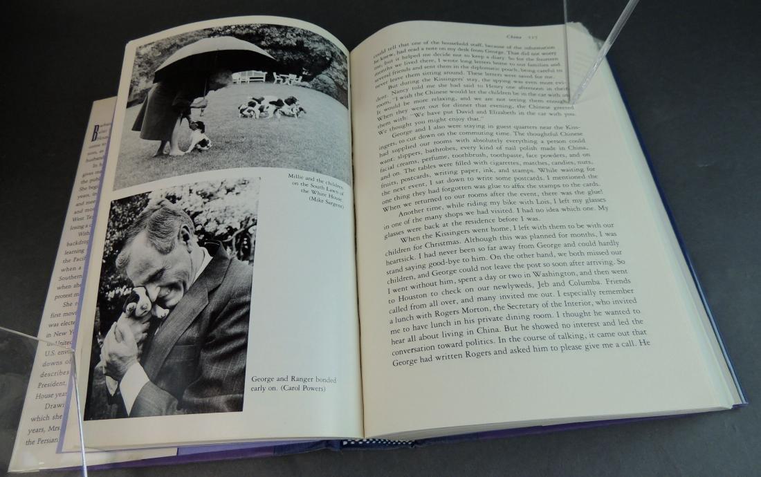 A Memoir Barbara Bush - Signed - 7